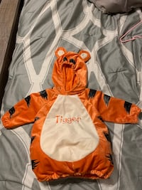 Tigger Toddler Costume  Spring, 77373
