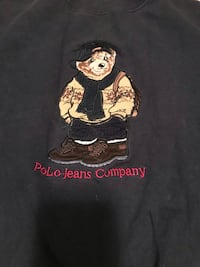 Child Polo Ralph Lauren Jeans Company Sweatshirt