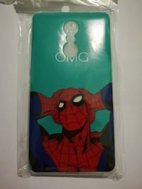 Cover Lenovo K6 Note Silicone Spiderman Colloredo di Prato, 33037