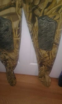 BONE DRY RedHead Chest Waders Sibley, 71073