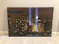 NYC canvas painting - 48in x 32in Fairfax, 22033