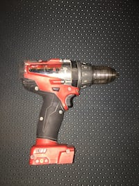 Milwaukee Fuel 18v Hammer Drill