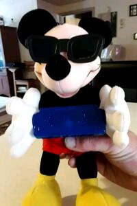 Mickey Mouse plays harmonica and sings so cute.   Hagerstown, 21740