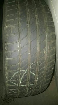 2 gomme Michelin 205/50/17 7142 km