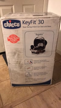 Brand New Chicco Keyfit 30 Infant seat San Diego, 92108