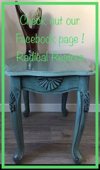 Quality restored furniture, for everyday living !  Calgary, T3R 0Z7