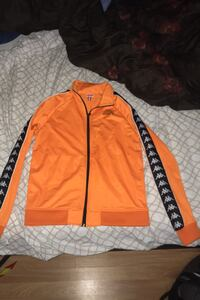 Kappa 222 Banda zip-up jacket size small can fit a medium Barrie, L4M 1V6