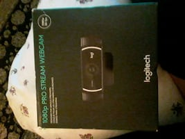 LOGITECH STREAM WEBCAM