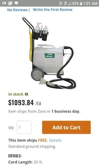 CASTEX COMMERCIAL UPHOLSTERY CARPET CLEANER