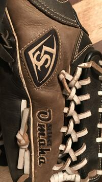 Louisville Slugger-Omaha Series (12.5 inch outfield)