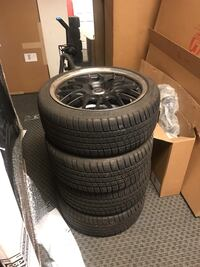 "18"" tires and wheels  Lorton"