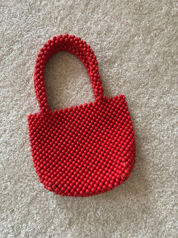 Red purse  1