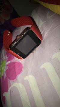 black and red smart watch North Las Vegas, 89030