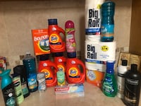 Household cleaning bundle