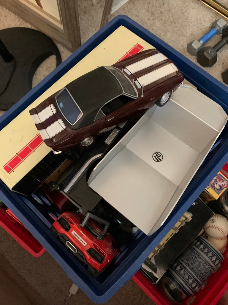 Photo Boxes of Model Cars (Offers)