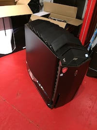 Alienware Area 51 lax computer gaming case Toronto, M9W 4Y9