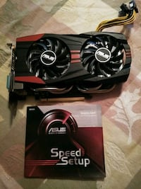 black and red MSI graphics card Yonkers, 10701