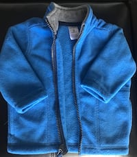 blue zip-up jacket Fairfax, 22033