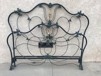 Queen iron bed frame Torrance, 90504