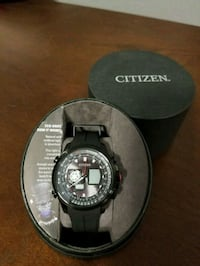 Citizen EcoDrive WR200 Men's Watch Centreville, 20121