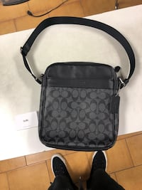 Coach mens messenger bag  Toronto, M6P 2K3