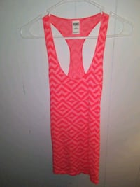 Pink Victoria's Secret tank top size small