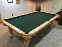 Connelly regulation size pool table Clifton, 20124