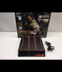 PS4 Black ops 3 limited edition 1 TB 57 km