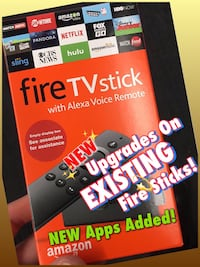 Reprogram-Upgrades On Fire TV/Fire Sticks (NEW Apps Added) North Lauderdale, 33068