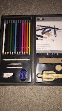 drawing set Mississauga, L5N 2A7