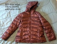 Ladies Large Packable Down Martinsburg, WV, USA