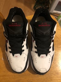 nike air monarch shoes size us:10 men's shoes Simi Valley, 93063
