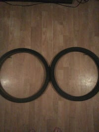 Two 26inch tire's and inner tube's Muskegon, 49442