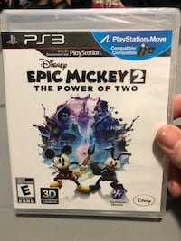 Epic Mickey 2: The Power Of Two PS3 Brampton, L6V 3W6