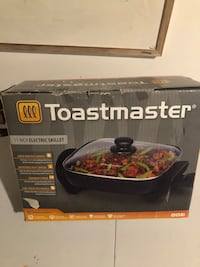 Toastmaster 11 inch electric skillet Kitchener, N2M