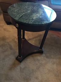 Bombay and Company side table