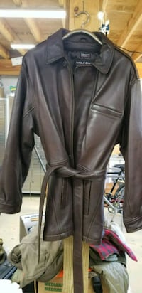Wilsons Men's Leather Jacket