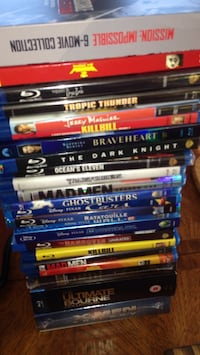Blu-ray's plus DVDs Las Vegas, 89134