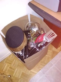 Package of kitchen equipment for $40 Toronto, M3A 2Z9