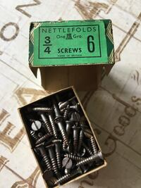 Lot of boxes of screws (10 boxes) Port Coquitlam