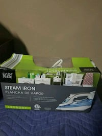 Steam iron moving must go asap excellent condition Woodstock, 30188