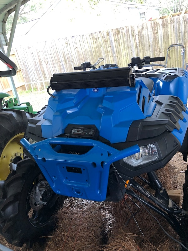uk availability 7d62f d144c Used 2017 Polaris sportsman 850 highlifter for sale in Tallahassee ...