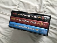 Hunger Games Trilogy Hard Cover Surrey, V3V 2J9