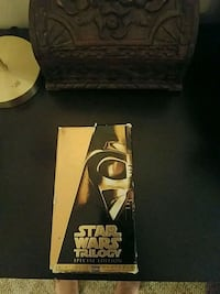 Star Wars Special Edition VHS