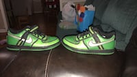 Limited edition Nike's size 5.5Y used condition  150 mi