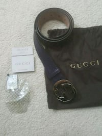 Gucci belt - check out my other designer luxury ad Milton, L9T 8W5