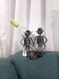 Gemini Wine bottle Holder.