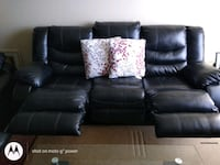 Recliner chair and aofa