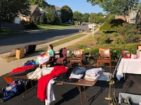 Moving out Garage sale all day!