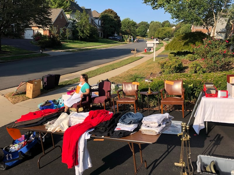 Moving out Garage sale all day!  218b4ca1-69bd-4de8-ab84-f777dc641605